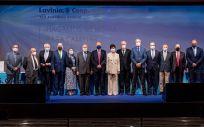 La 45ª Asamblea de Lavinia renovó su Consejo Rector, que seguirá presidido por Francisco Ivorra. (Foto. Asisa)