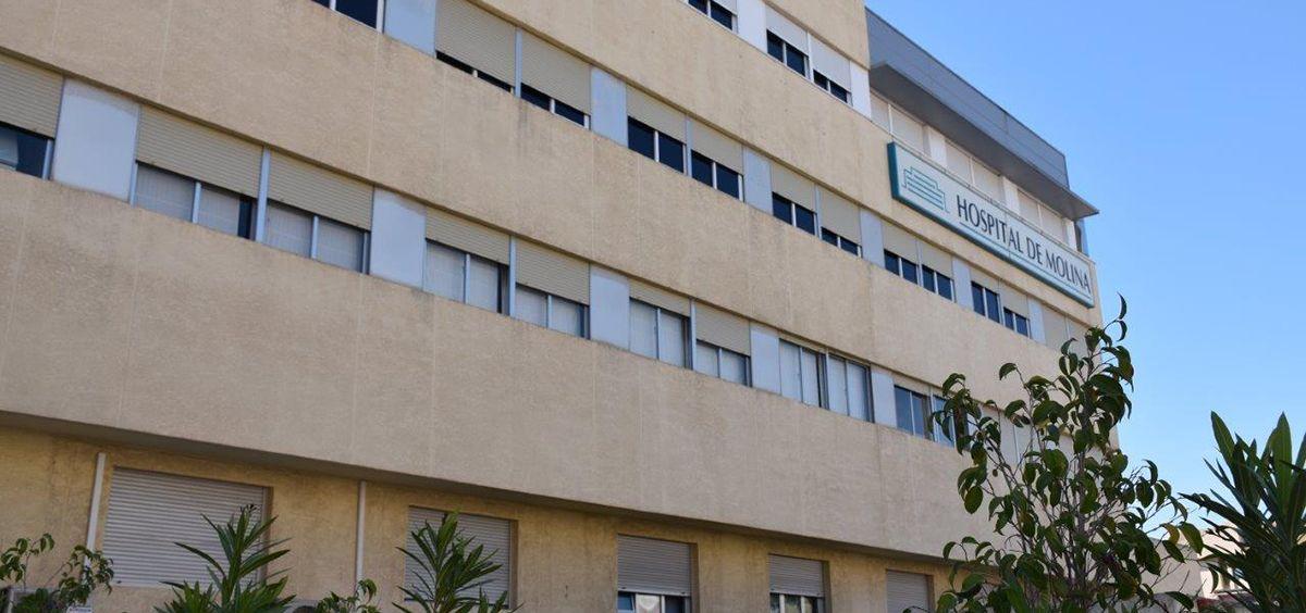 Hospital de Molina de la Región de Murcia.
