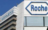 Sedes de Novartis y Roche