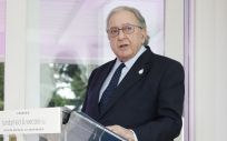 El presidente de la Fundación A.M.A. y presidente de Honor de A.M.A., Diego Murillo