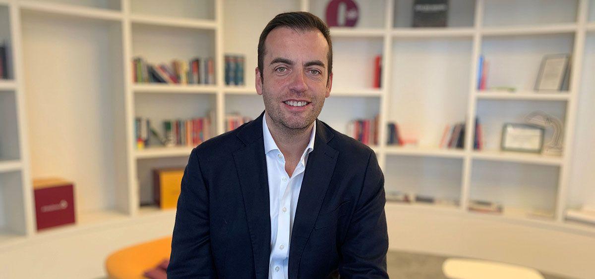 Carlos Parry, director de la Fundación AstraZeneca