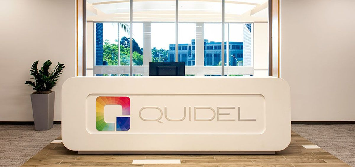 Sede de Quidel Corporation.