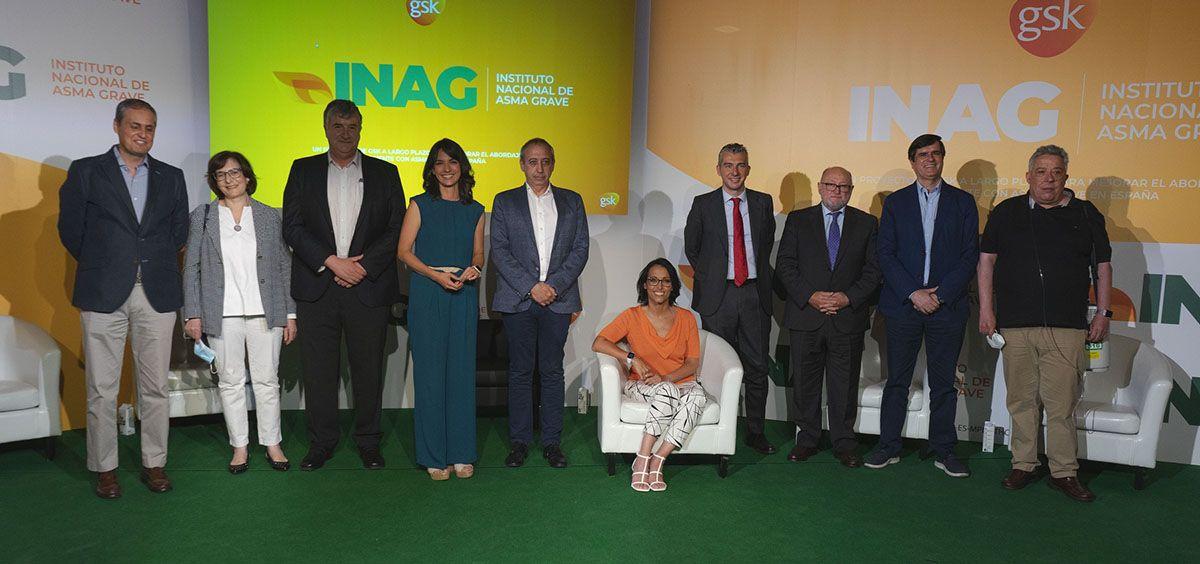 GSK crea el Instituto Nacional de Asma Grave (INAG)