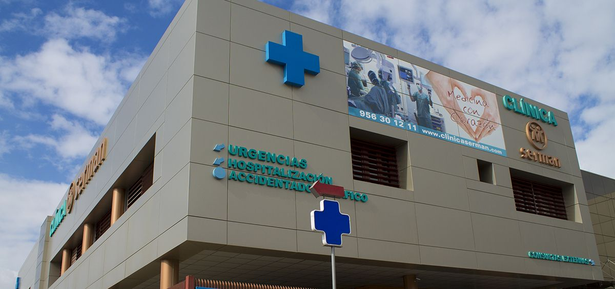 La Clínica Serman cuenta con más de 3.200 metros cuadrados y permitirá al Grupo Asisa ampliar sus servicios.
