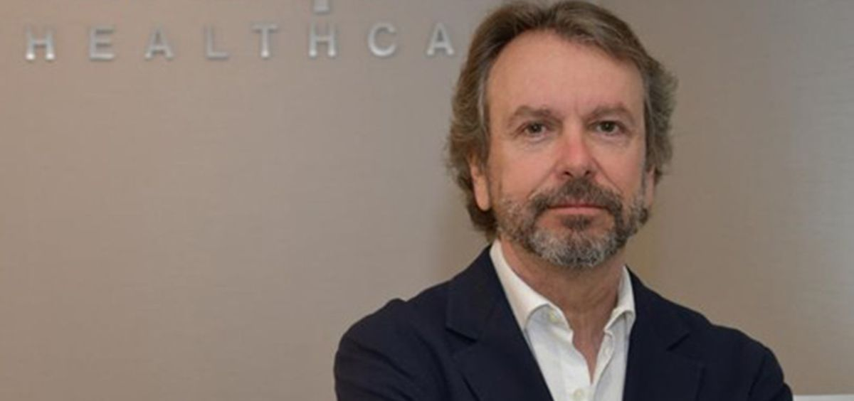 Ángel Bajils, General Manager en Air Liquide Healthcare Iberia