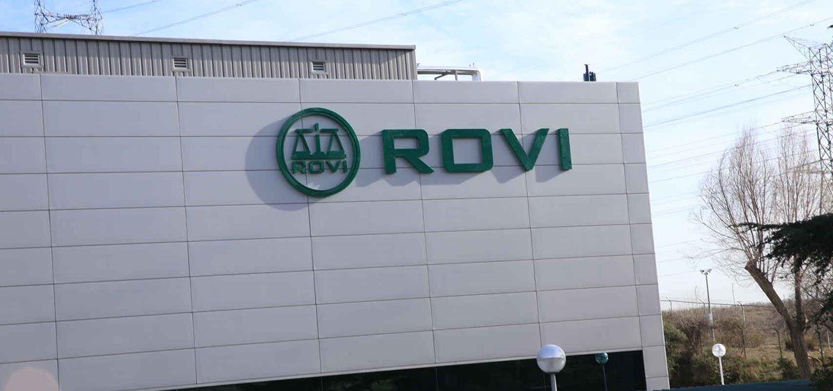 Sede de Rovi. (Foto. Europa Press)