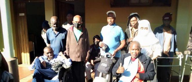 VitalAire dona equipos de oxigenoterapia para Mozambique
