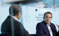 El vicepresidente y director de Relaciones Institucionales y Comunicación de GSK España, Guillermo de Juan. (Foto. @GSK ES)