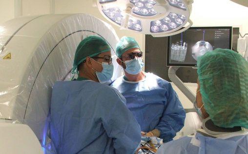 Éxito en la primera intervención quirúrgica con sistema de imagen intraoperatoria O-arm de Medtronic