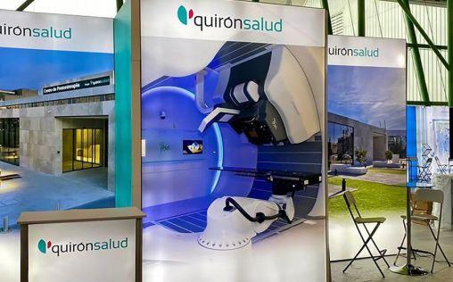 Quirónsalud participa en el 22 Congreso Nacional de Hospitales y Gestión Sanitaria