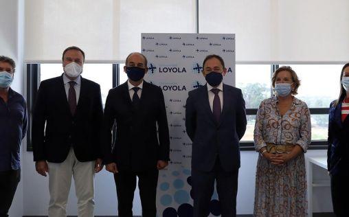 Universidad Loyola y Quirónsalud firman un convenio de investigación en Ciencias de la Salud