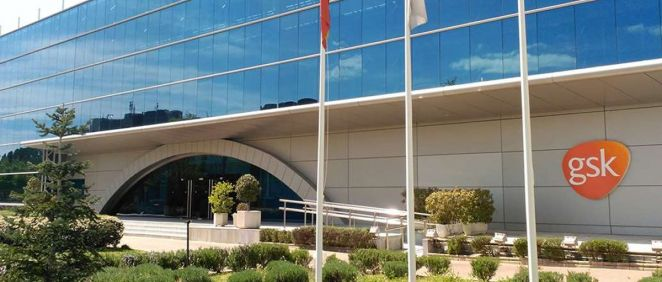 Sede de GSK en España. (Foto. GSK)