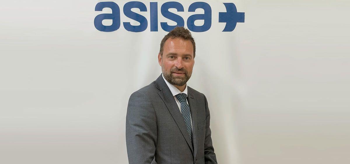 Carmelo Martínez, nombrado gerente de Asisa en Cantabria