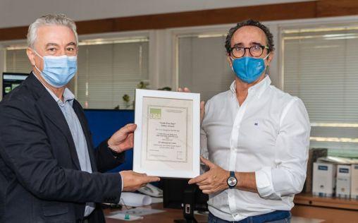 Air Liquide Healthcare, premio Gold TwoStar Safety Award de EIGA por cumplir 25 años sin accidentes