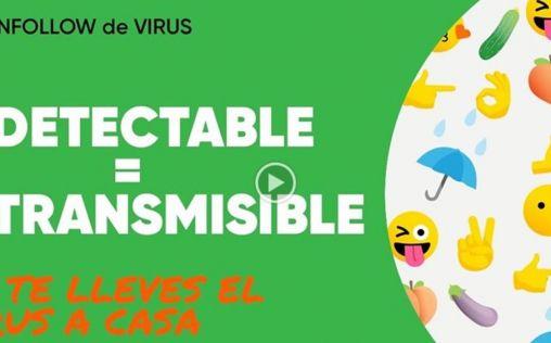 Gilead y Apoyo Positivo lanzan el nuevo canal de YouTube 'Unfollow the virus'
