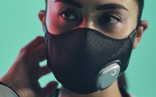 Philips presenta Fresh Air Mask, una mascarilla con filtración de aire