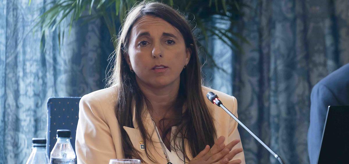 La directora general adjunta y responsable del Ramo de Responsabilidad Civil Profesional de A.M.A., Raquel Murillo