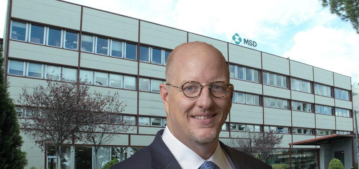 Robert M. Davis, CEO de MSD