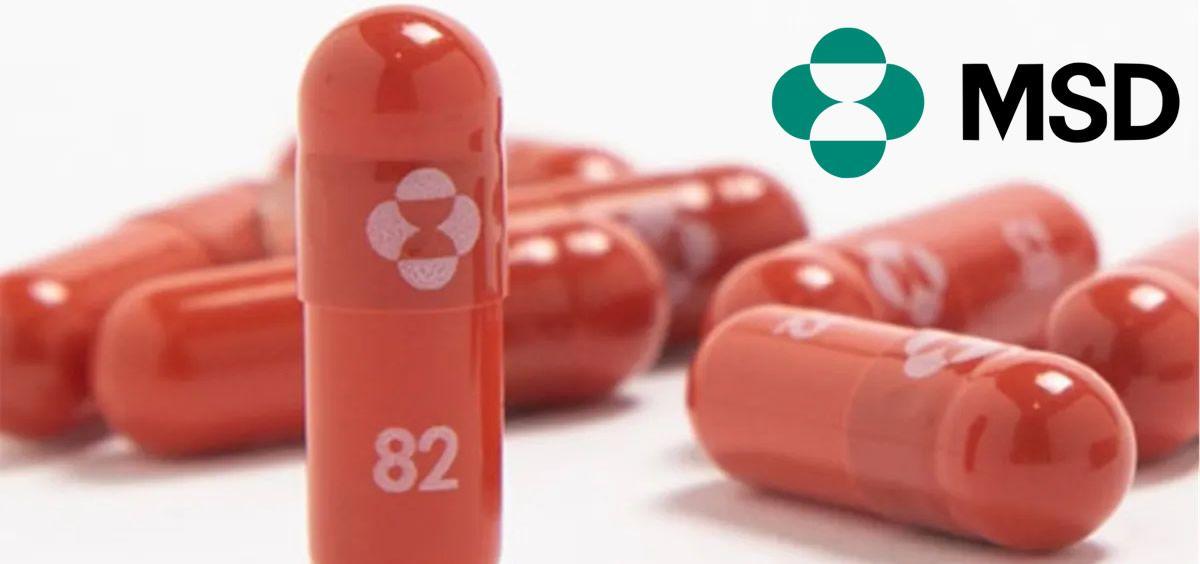 Píldora Covid de MSD
