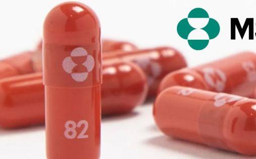 MSD y Ridgeback anuncian una revisión continua de la EMA para molnupiravir