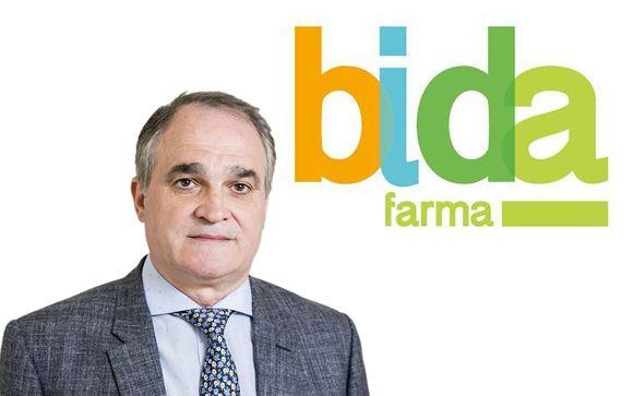 Antonio Mingorance, presidente de Bida Farma