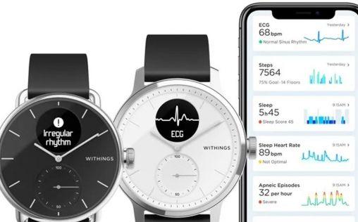 Withings planta cara a Apple: la FDA aprueba su reloj inteligente híbrido con ECG