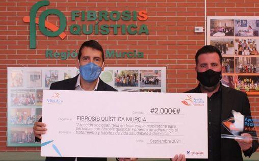 VitalAire entrega los premios de la V edición de las Ayudas Paciente