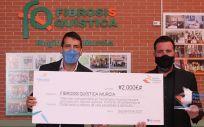 VitalAire entrega los premios de la V edición de las Ayudas Paciente. (Foto. VitalAire)