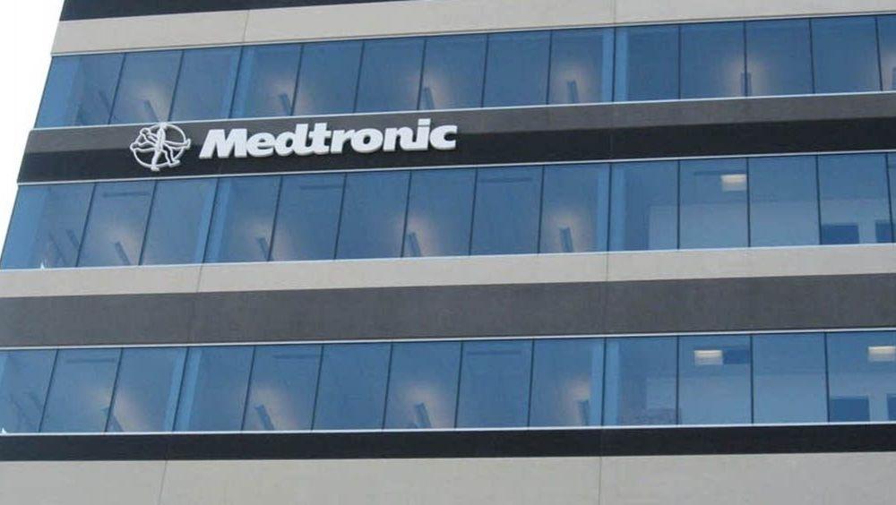 Sede de Medtronic.