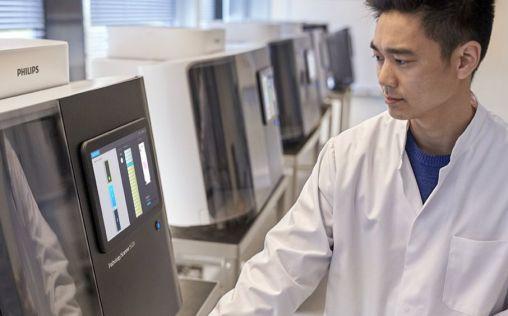 Philips presenta IntelliSite, la suite de patología digital de próxima generación