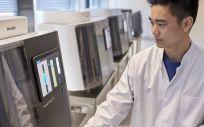 Escáner de patología de Philips. (Foto. Philips)