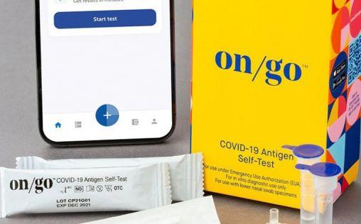 Intrivo lanza una prueba Covid doméstica que ofrece resultados en 10 minutos
