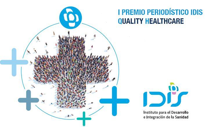 """La Fundación IDIS convoca su I Premio Periodístico """"Quality Healthcare"""""""
