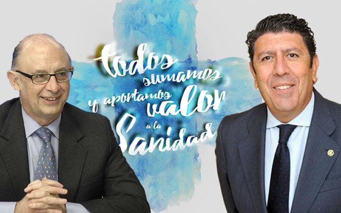 De izd. a drcha: Cristóbal Montoro y Manuel Vilches.