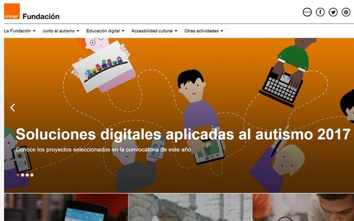 Fundación Orange se implica en nuevos proyectos tecnológicos para personas con autismo