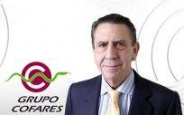Juan Ignacio Güenechea, presidente de Cofares