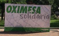 Oximesa lleva a un grupo de niños con diferentes patologías al Zoo Aquarium de Madrid