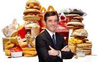 Mário Barbosa, Presidente y Director General de McDonald's España