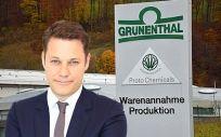 Gabriel Baertschi, nuevo CEO de Grünenthal