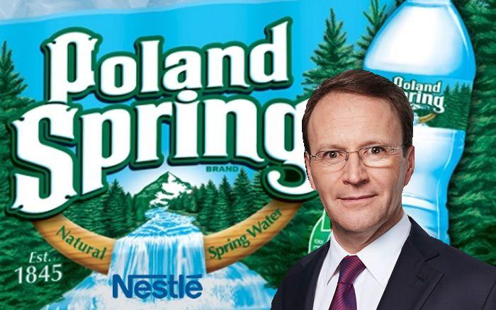 Ulf Mark Schneider, CEO de Nestlé.