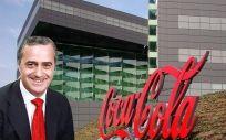 Manuel Arroyo, director general de Coca-Cola España.