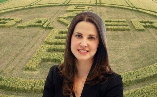Carlota Gómez, al frente de la Comunicación de Bayer Crop Science en Europa, Oriente Medio y África