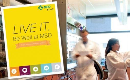 MSD, comprometida con la salud y el bienestar de sus empleados