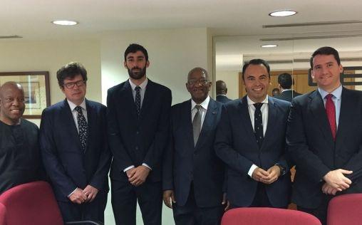 OMFE (Cofares Internacional) comienza a prestar sus servicios en el sur de África
