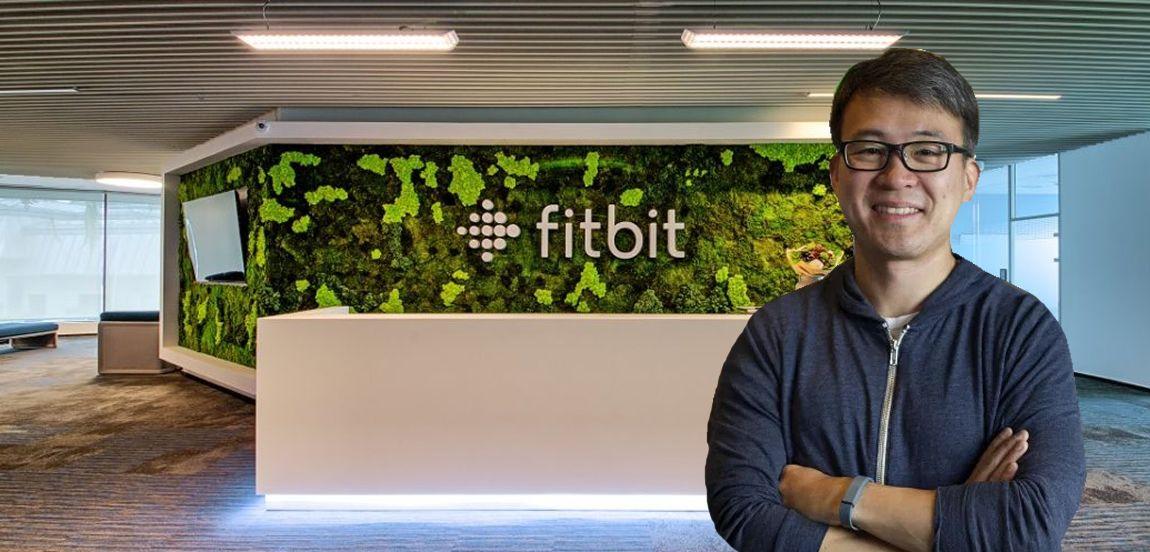 James Park, cofundador y CEO de Fitbit