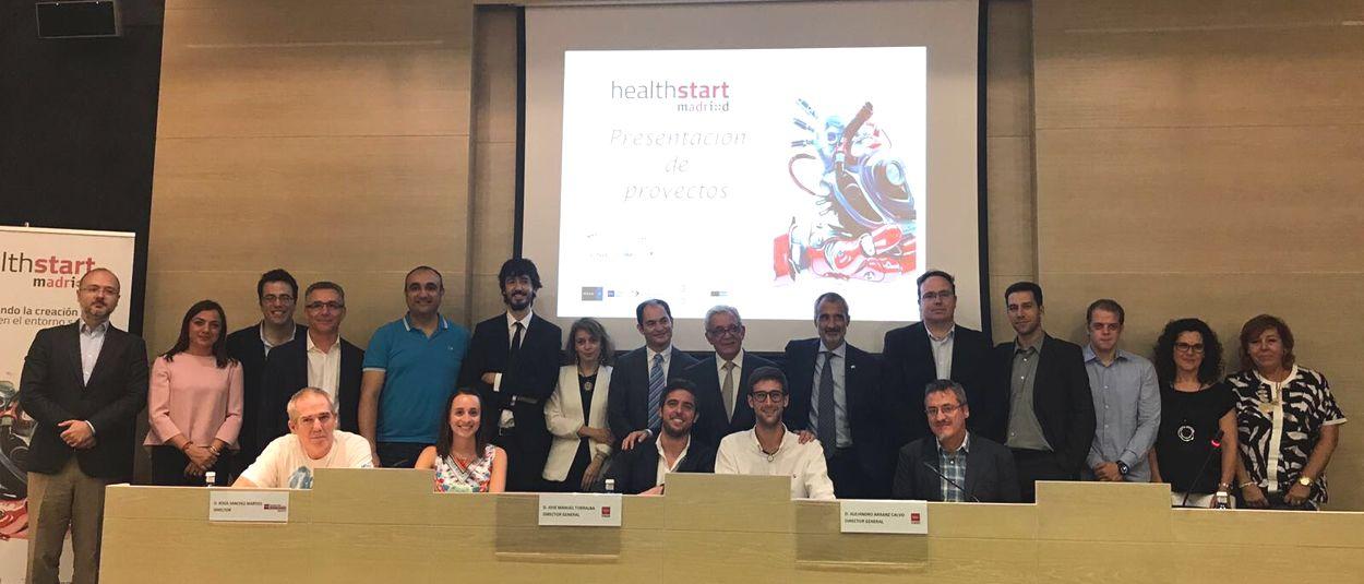 Healthstart Madrid
