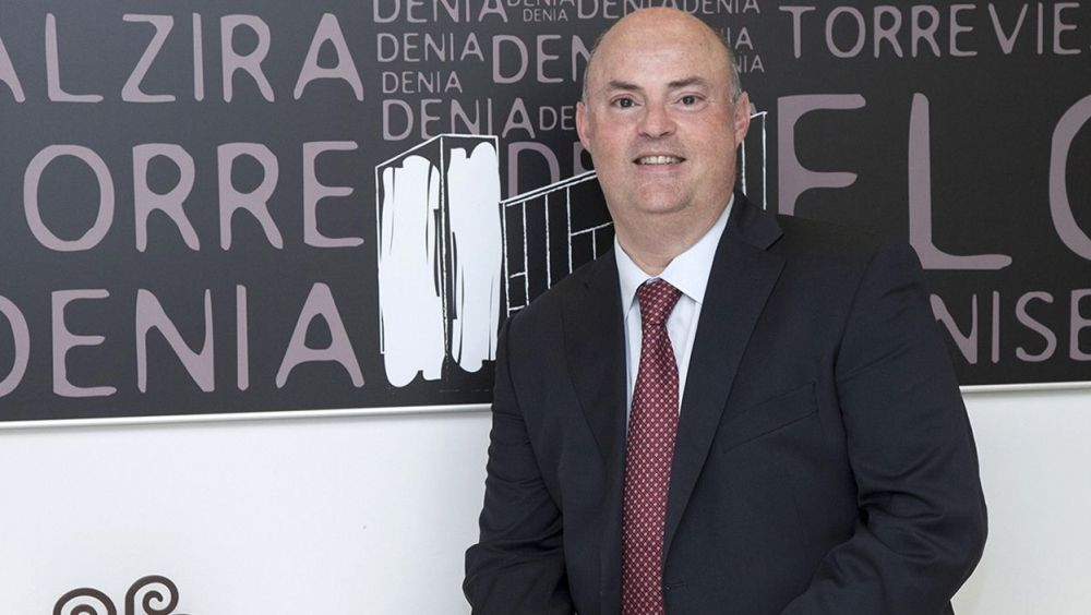 Alberto de Rosa, CEO de Ribera Salud.