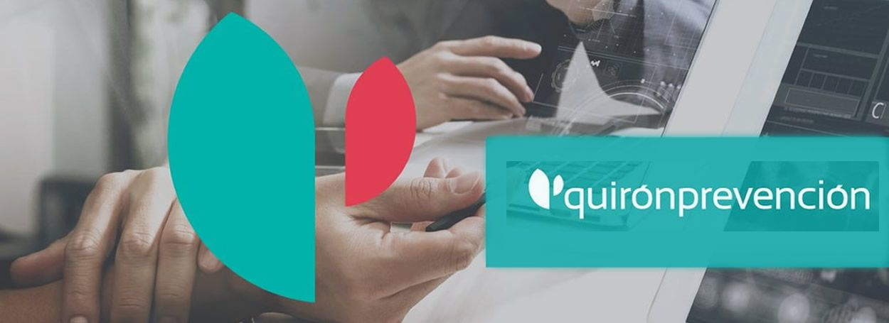 Quirónprevención, la empresa de prevención de riesgos laborales del Grupo Quirónsalud.