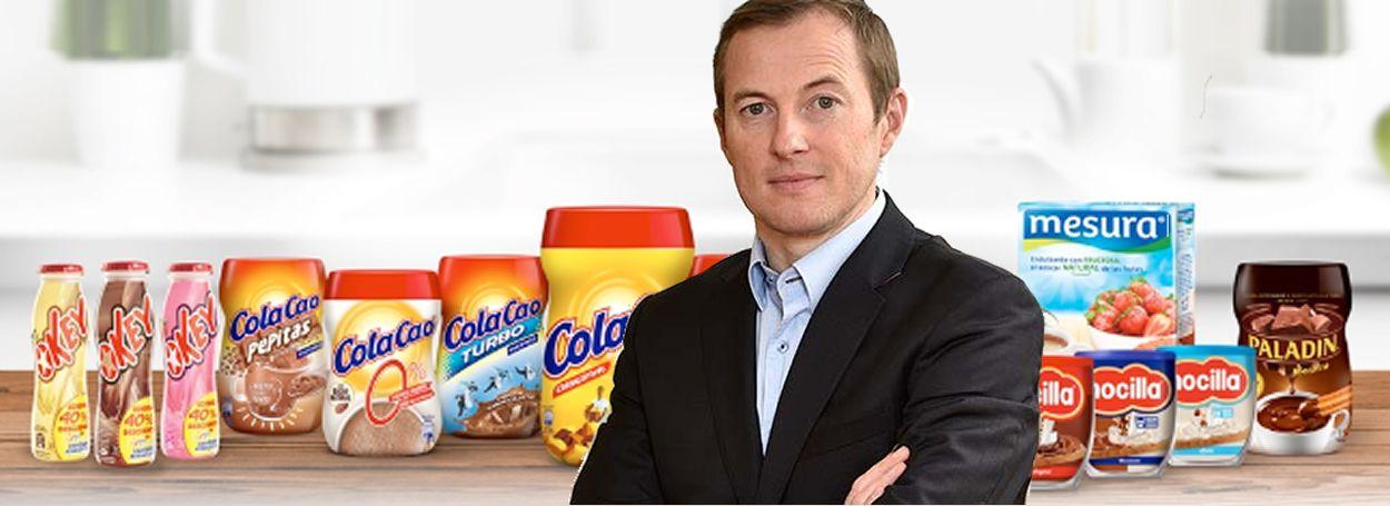 Xavier Ferrero, CEO de Idilia Foods