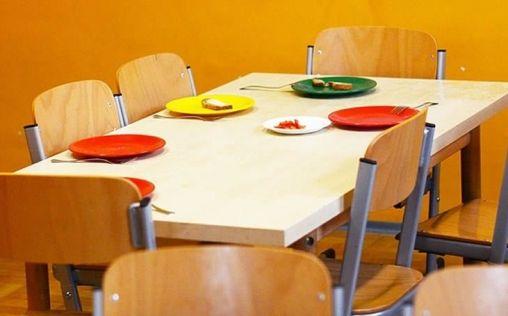 ¿Cómo es el marco legal y de salud en la alimentación en los comedores escolares?